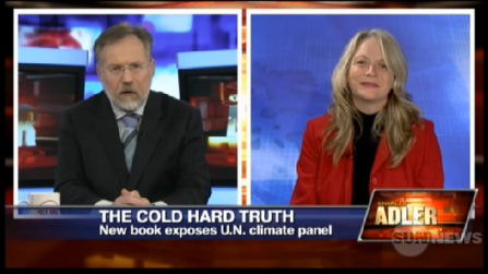 """A cold hard truth for those who taken the IPCC's word as """"gospel"""""""