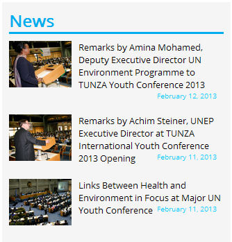 tunza-news